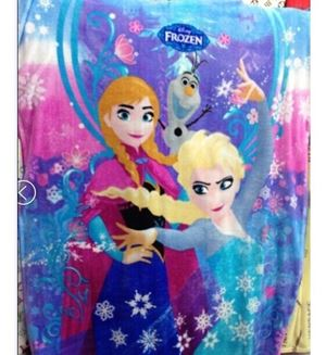 Frozen Blanket - Anna Elsa Olaf