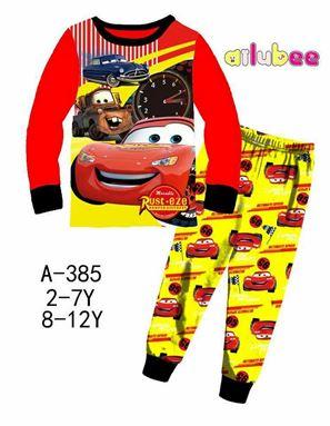 Pyjamas Cars