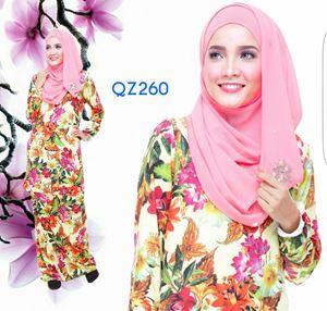 Qissara Zara QZ260 - Secret Garden (XS, L, XL)