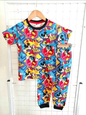 Pyjamas MICKEY POP IT  : BABY size 12m