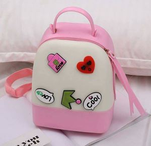 Jelly Backpack - Pink Cream