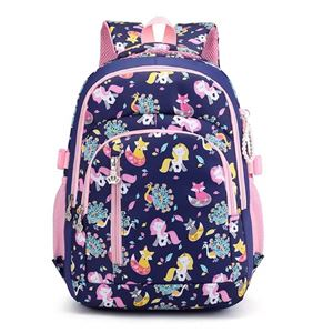 11428  FOX BUNNY PRIMARY GIRL SCHOOL BAG