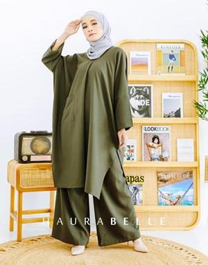 MULAN BASIC - OLIVE GREEN