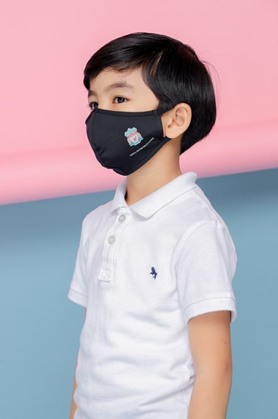 LAWARNI FACE MASK KIDS LIVERPOOL