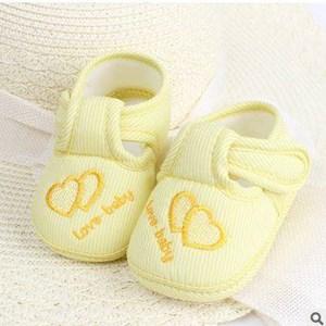 Love Yellow Baby Prewalker