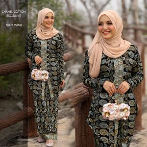 KEBAYA CHANEL MINT WIND