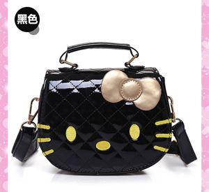 Black Hello Kitty Handbag
