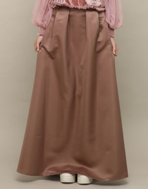 ARYA SKIRTS IN BROWN