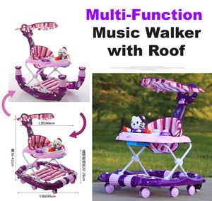 MULTI-FUNCTION WALKER/ ROCKER / ROOF