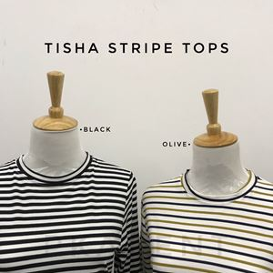 TISHA STRIPE TOPS