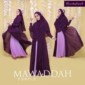MAWADDAH (PURPLE)