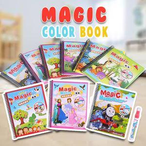 MAGIC COLOUR BOOK ETA 21 DEC 18