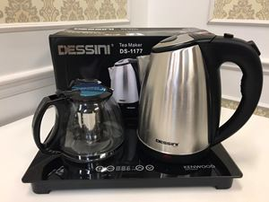 DESSINI TEA MAKER 2.0L (STAINLESS STEEL)