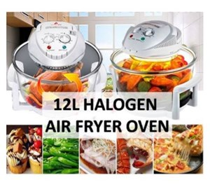 Silver Crest Halogen Oven 12L