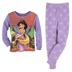 Pyjamas - Purple Jasmine