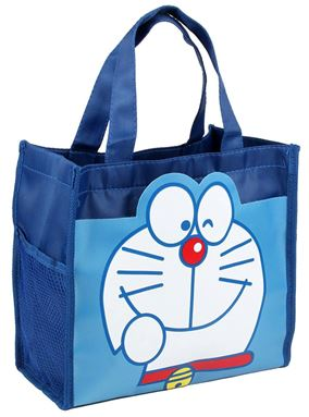 Hand Carry Cartoon Lunch Bag ( DORAEMON )