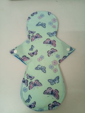 Maternity pad (butterfly)