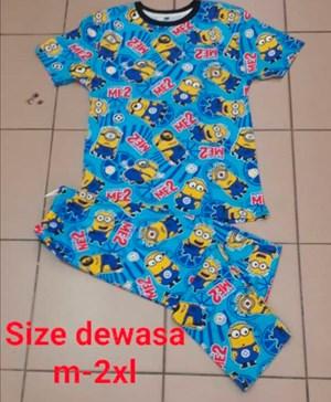 Pyjamas MINION : SIZE M - 2XL