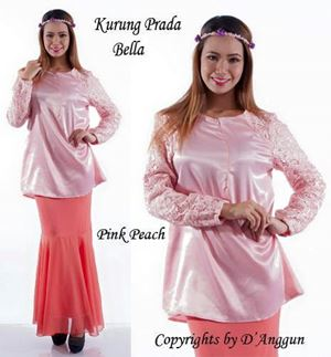 Blouse Prada Bella Pink Peach