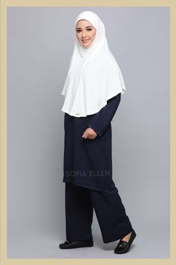 SUIT THALIA MIDNIGHT BLUE
