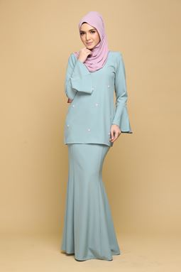 ZARRA - TEAL GREEN (ADULT)