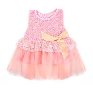 ELICIA NEWBORN DRESS
