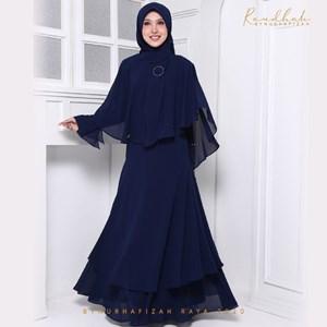 RAUDHAH (NAVY BLUE)