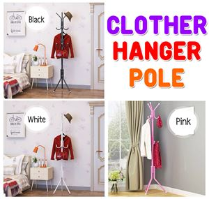 Clother Hanger Pole