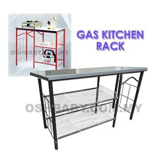 GAS KITCHEN RACK