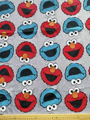 ELMO VS COOKIE MONSTER 10