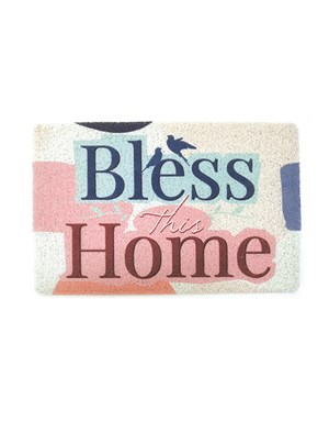 Floor Mat - Bless this Home