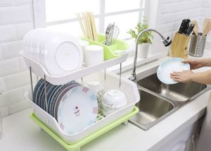 MULTIPURPOSE DISH RACK N00696