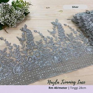 Trimming Lace Nayla