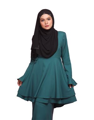 RAUDHAH - EMERALD GREEN