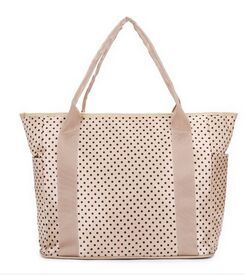 Essential Mama Bag (Brown Dots)