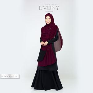 KURUNG E'VONY (BLACK ROSELLE)