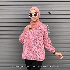SYIMA PRINTED BLOUSE