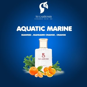 AQUATIC MARINE 30ML (GOLD EDITION)
