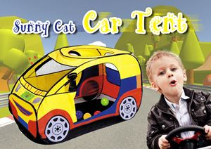 Sunny Cat Car Tent
