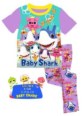 Baby Shark Pyjamas - A 548