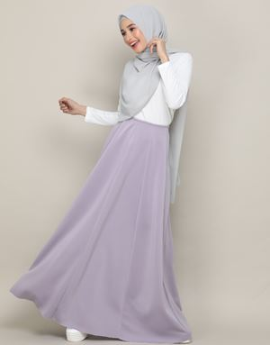 MARIA SKIRT IN MAUVE