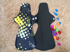 Cloth Pad - Modern (Brick ) Size XL