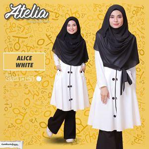 Atelia ( White)