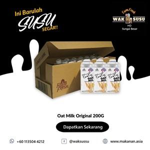 Oat Milk Original 200G X 24 PKTS