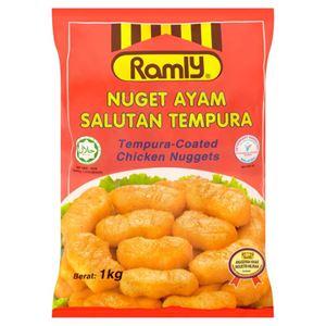 RAMLY NUGET AYAM SALUTAN TEMPURA