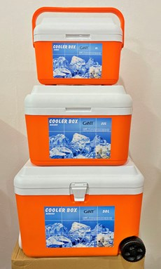 COOLER BOX GINT - ORANGE