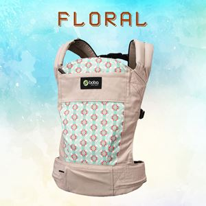 BOBA CARRIER 4G FLORAL