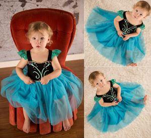 Frozen Dress ~ Blue
