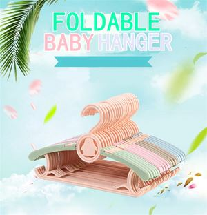 FOLDABLE BABY HANGER