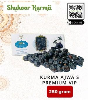 Kurma AJWA (S) ALIYAH PREMIUM VIP-250gram
